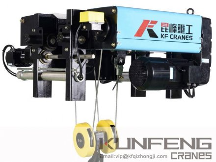 CD/MD series electric wire rope hoist
